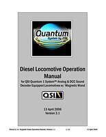 universal q1 diesel operation manual m ver 3 1