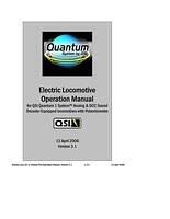 universal q1 electric operation manual p ver 3 1