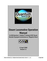 universal q1 steam operation manual m ver 3 1