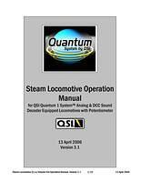 universal q1 steam operation manual p ver 3 1